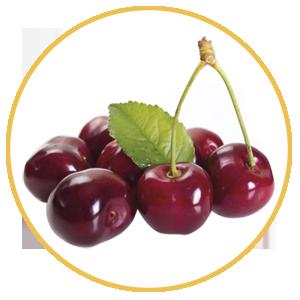 Fruta de hueso, cereza