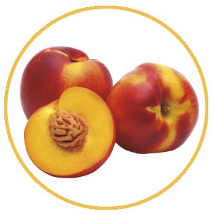 Fruta de hueso,nectarina